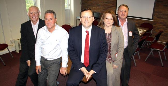 MP backs Aycliffe Programme